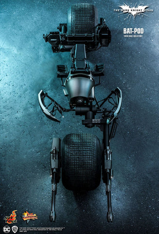 [PRE-ORDER] Hot Toys - MMS591 DC Comics 1/6th Scale Collectible - The Dark Knight Rises: Bat-Pod