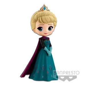 Banpresto Disney Q Posket - Elsa (Coronation Style) (Regular Color Version) - Simply Toys