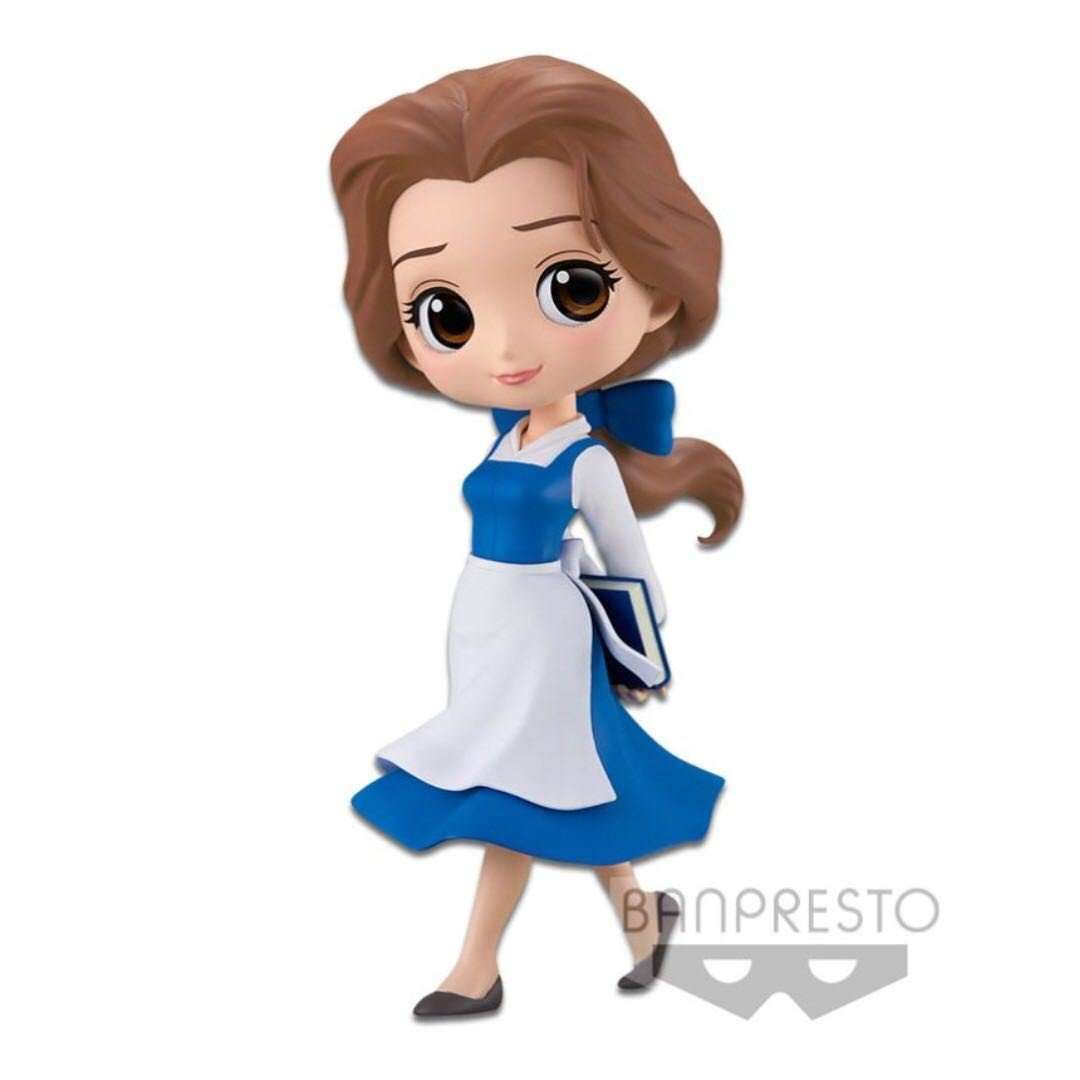 Banpresto Disney Q Posket - Belle Country Style (Regular Color Version) - Simply Toys