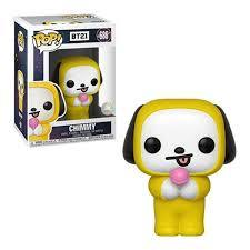 Funko Pop! Animation - BT21 #686 – Chimmy - Simply Toys