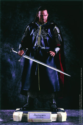 Toynami Cinemaquette Lord of the Rings - Aragon (Limited 1,000 pieces) - Simply Toys