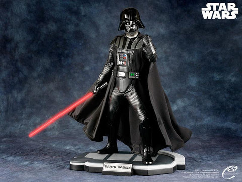 Toynami Cinemaquette Star Wars: The Empire Strikes Back - Darth Vader (Limited 1,000 pieces) - Simply Toys