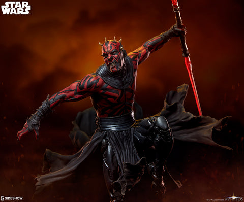 [PRE-ORDER] Sideshow Collectibles - Star Wars Mythos Statue - Darth Maul