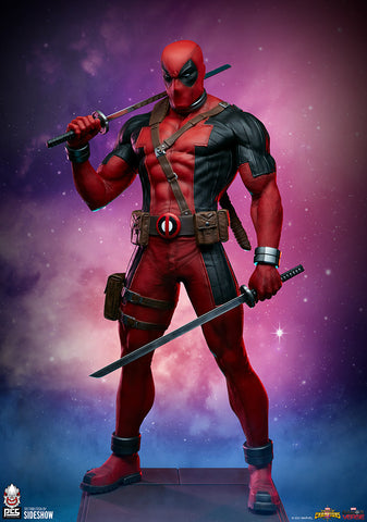 [PRE-ORDER] PCS Collectibles / Sideshow Collectibles - Marvel 1:3 Scale Statue - Deadpool