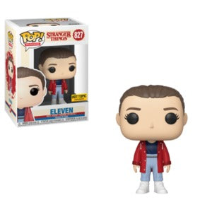 Funko Pop! Television - Stranger Things #827 - Eleven (Exclusive) - Simply Toys
