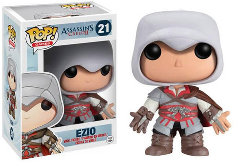 Funko Pop! Games - Assassin's Creed #21 - Ezio - Simply Toys