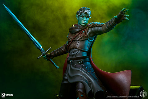 [PRE-ORDER] Sideshow Collectibles - Critical Role Statue - Mighty Nein: Fjord