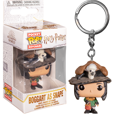 Funko Pop! Keychain - Harry Potter - Snape as Boggart