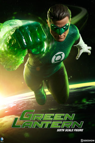 Sideshow Collectibles DC Sixth Scale Figure - Green Lantern - Simply Toys