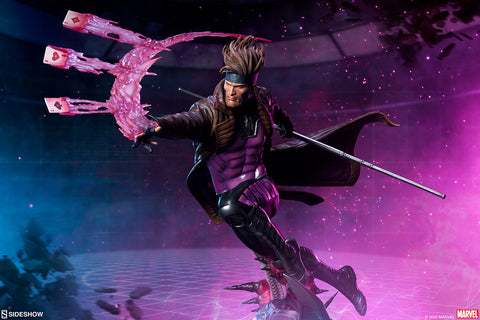 [PRE-ORDER] Sideshow Collectibles - Marvel Maquette - Gambit [Reorder]