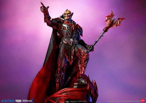 [PRE-ORDER] Tweeterhead/Sideshow Collectibles - Masters of the Universe Legends Maquette - Hordak