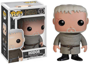 Funko Pop! Television - Game of Thrones #15 - Hodor *VAULTED* - Simply Toys