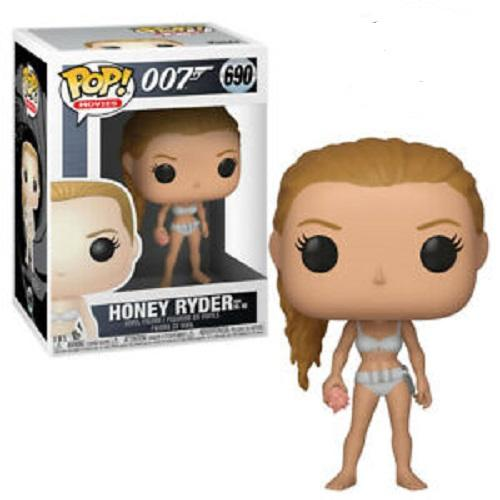 Funko Pop! Movies - James Bond #690 - Honey Ryder - Simply Toys