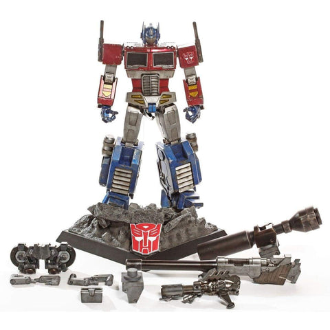 Hot Toys Transformers G1 Collectible Figure - Optimus Prime (Megatron Version) (Asia Exclusive) - Simply Toys