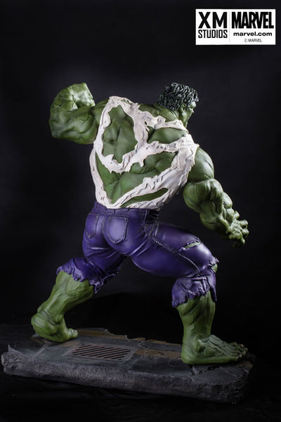 XM Studios 1/4 Scale MARVEL Premium Collectibles Statue - Hulk (Limited 500 pieces) - Simply Toys