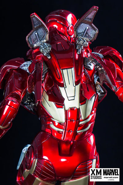 XM Studios 1/4 Scale MARVEL Premium Collectibles Statue - Iron Man MK VII (Limited 999 pieces) - Simply Toys