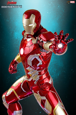 Toynami Cinemaquette Avengers: Age of Ultron - Iron Man Mark 43 (Limited 1000 pieces) - Simply Toys