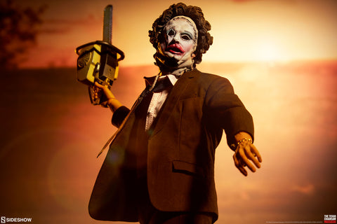 [PRE-ORDER] Sideshow Collectibles - Texas Chainsaw Massacre Sixth Scale Figure - Leatherface