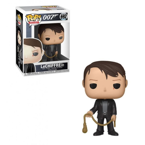 Funko Pop! Movies - James Bond #692 - Le Chiffre - Simply Toys