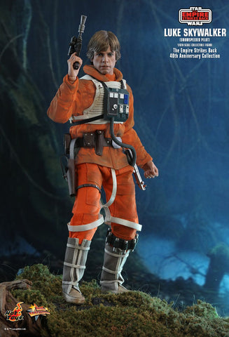 [PRE-ORDER] Hot Toys - Star Wars 1/6th Scale Collectible Figure - MMS585 Episode V The Empire Strikes Back 40th Anniversary Collection Luke Skywalker™ (Snowspeeder Pilot)