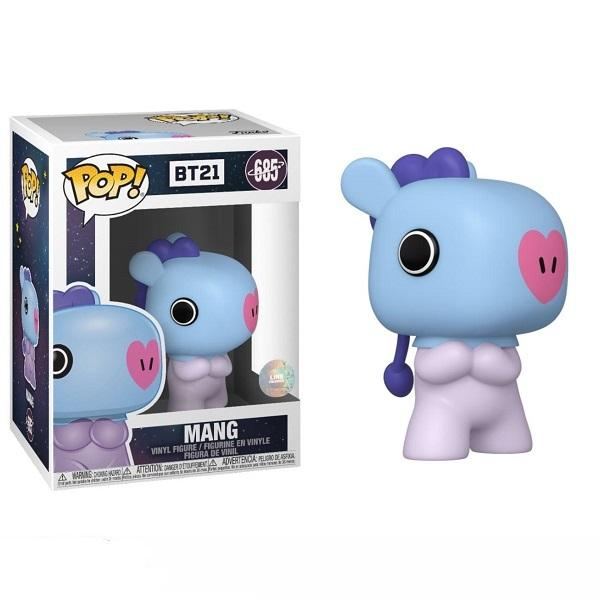 Funko Pop! Animation - BT21 #685 – Mang - Simply Toys