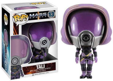 Funko Pop! Games - Mass Effect #13 - Tali *VAULTED* - Simply Toys