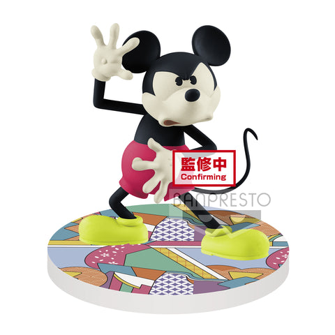 Banpresto Disney Q Posket Touch! Japonism - Mickey Mouse (Version A)