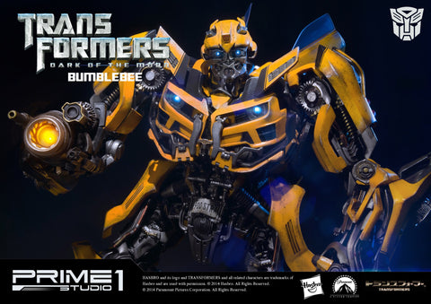 Prime 1 Studio 1/3 Scale Museum Masterline Collectibles Statue - Transformers DOTM: Bumblebee - Simply Toys