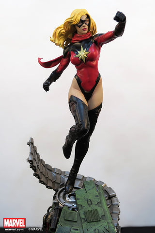 XM Studios - Marvel 1/4 Scale Premium Collectibles Statue - Ms Marvel
