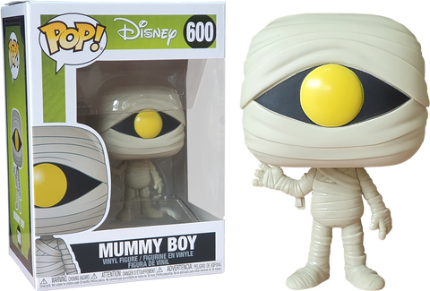 Funko Pop! Movies - The Nightmare Before Christmas #600 - Mummy Boy - Simply Toys