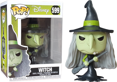 Funko Pop! Movies - The Nightmare Before Christmas #599 - Witch - Simply Toys