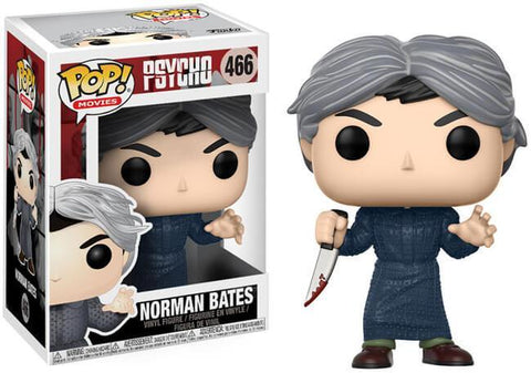 Funko Pop! Movies - Psycho #466 - Norman Bates (as Mother) *VAULTED* - Simply Toys