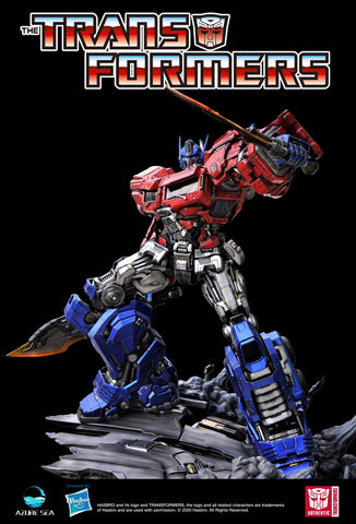 [PRE-ORDER] AzureSea Studios - Transformers Statue - Optimus Prime [Regular Version]
