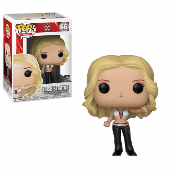 Funko Pop! Sports - WWE #66 - Trish Stratus - Simply Toys