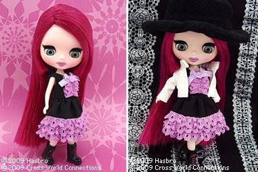 Blythe - Pure Punthic (CWC Limited Edition 3000 dolls) - Simply Toys