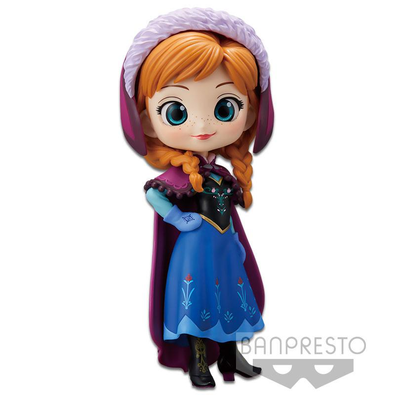 Banpresto Disney Q Posket - Anna (Regular Color Version) - Simply Toys