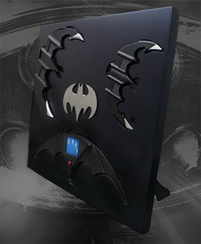 Hollywood Collectibles Group Prop Replica - Batman & Batman Returns Batarang Set - Simply Toys