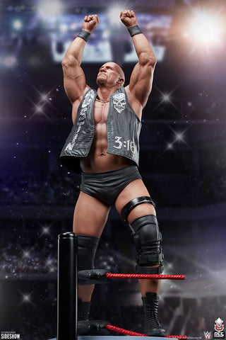 "[PRE-ORDER] PCS Collectibles / Sideshow Collectibles - WWE Statue - ""Stone Cold"" Steve Austin"