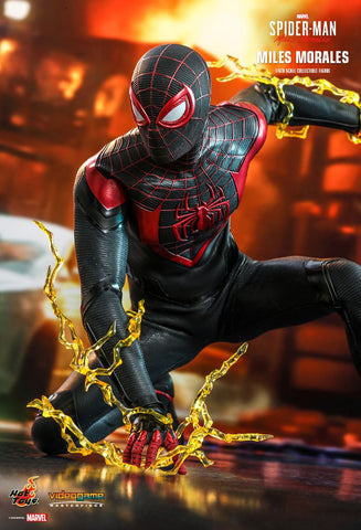 [PRE-ORDER] Hot Toys - VGM46 Marvel 1/6th Scale Collectible Figure - Spider-Man: Miles Morales