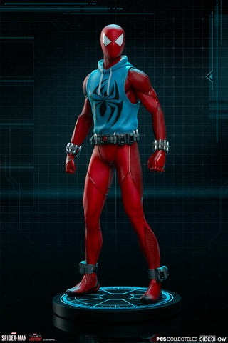 [PRE-ORDER] PCS Collectibles / Sideshow Collectibles - Marvel 1:10 Scale Statue - Spider-Man: Scarlet Spider