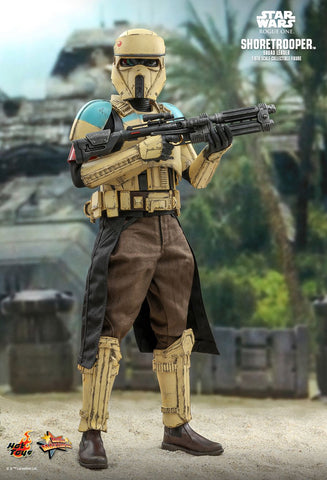 [PRE-ORDER] Hot Toys - MMS592 Star Wars 1/6th Scale Collectible Figure - Rogue One: Shoretrooper Squad Leader