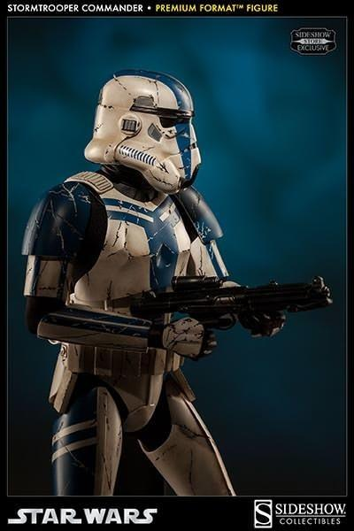 Sideshow Collectibles Star Wars Premium Format - Stormtrooper Commander (Limited Edition 1000 pieces) - Simply Toys