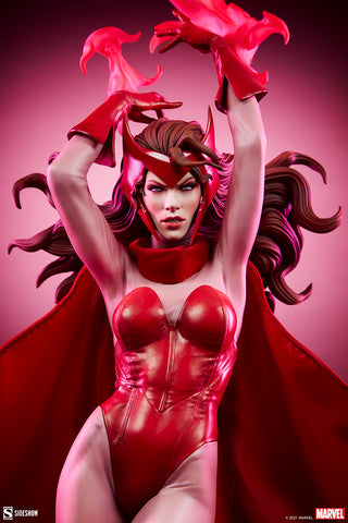 [PRE-ORDER] Sideshow Collectibles - Marvel Premium Format Figure - Scarlet Witch
