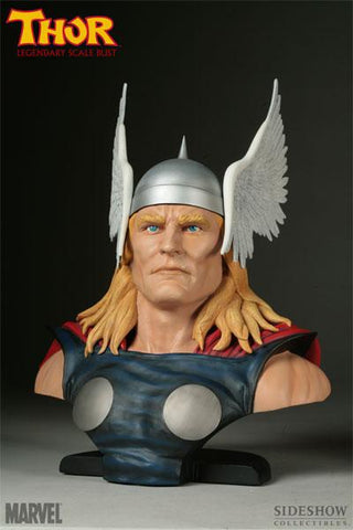 Sideshow Collectibles Legendary Scale Bust  - Thor - Simply Toys