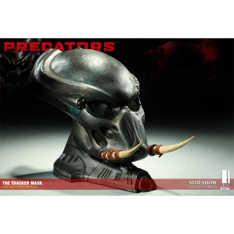 Sideshow Collectibles Prop Replica - Tracker Predator Mask - Simply Toys