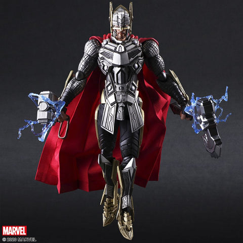 [PRE-ORDER] Square Enix - Marvel Universe Variant Bring Arts Figure - Thor [Designed by Tetsuya Nomura]