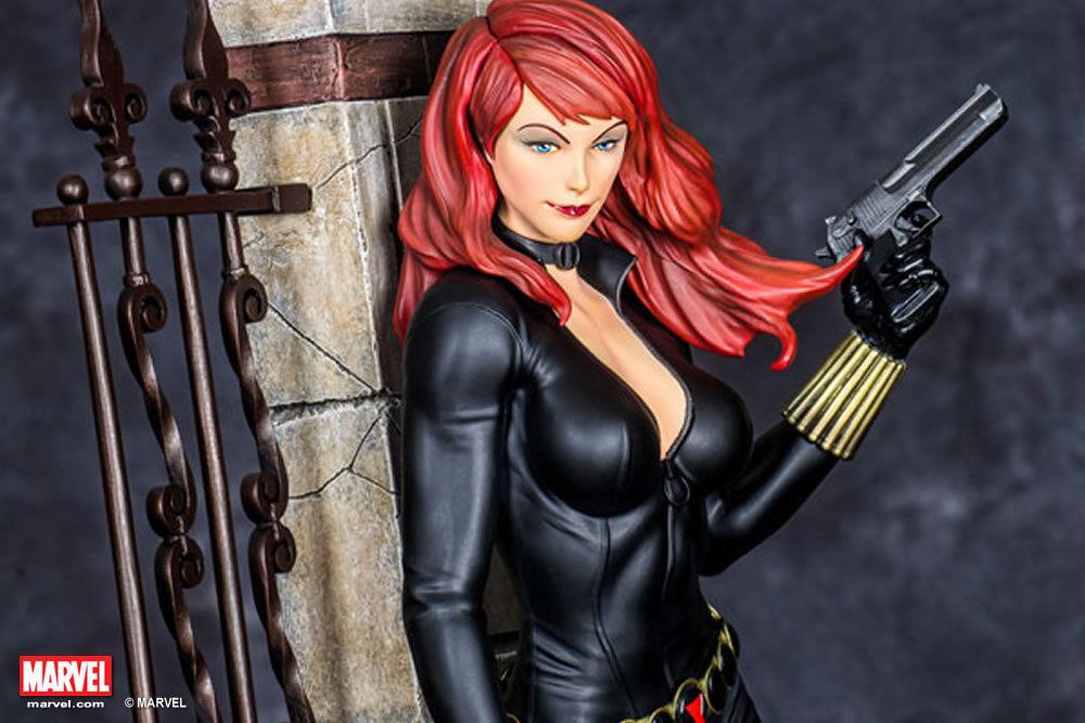 XM Studios 1/4 Scale MARVEL Premium Collectibles  - Black Widow (Limited 500 pieces) - Simply Toys