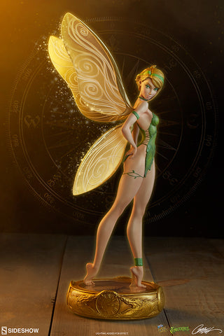 [PRE-ORDER] Sideshow Collectibles - J Scott Campbell Statue - Fairytale Fantasies Collection: Tinkerbell [Reorder]