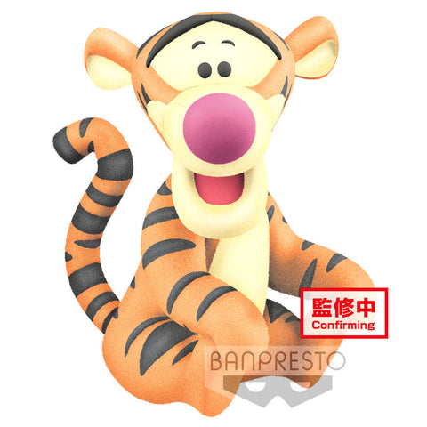 Banpresto Fluffy Puffy Disney Pooh & Tiger - Tigger