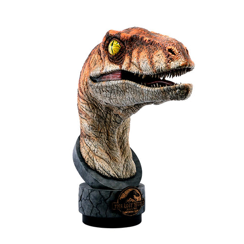 Chronicle Collectibles Jurassic Park 1/1 Scale Bust -  Velociraptor - Simply Toys